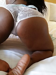 Ebony Panty Pics