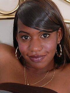 Ebony Faces Pics